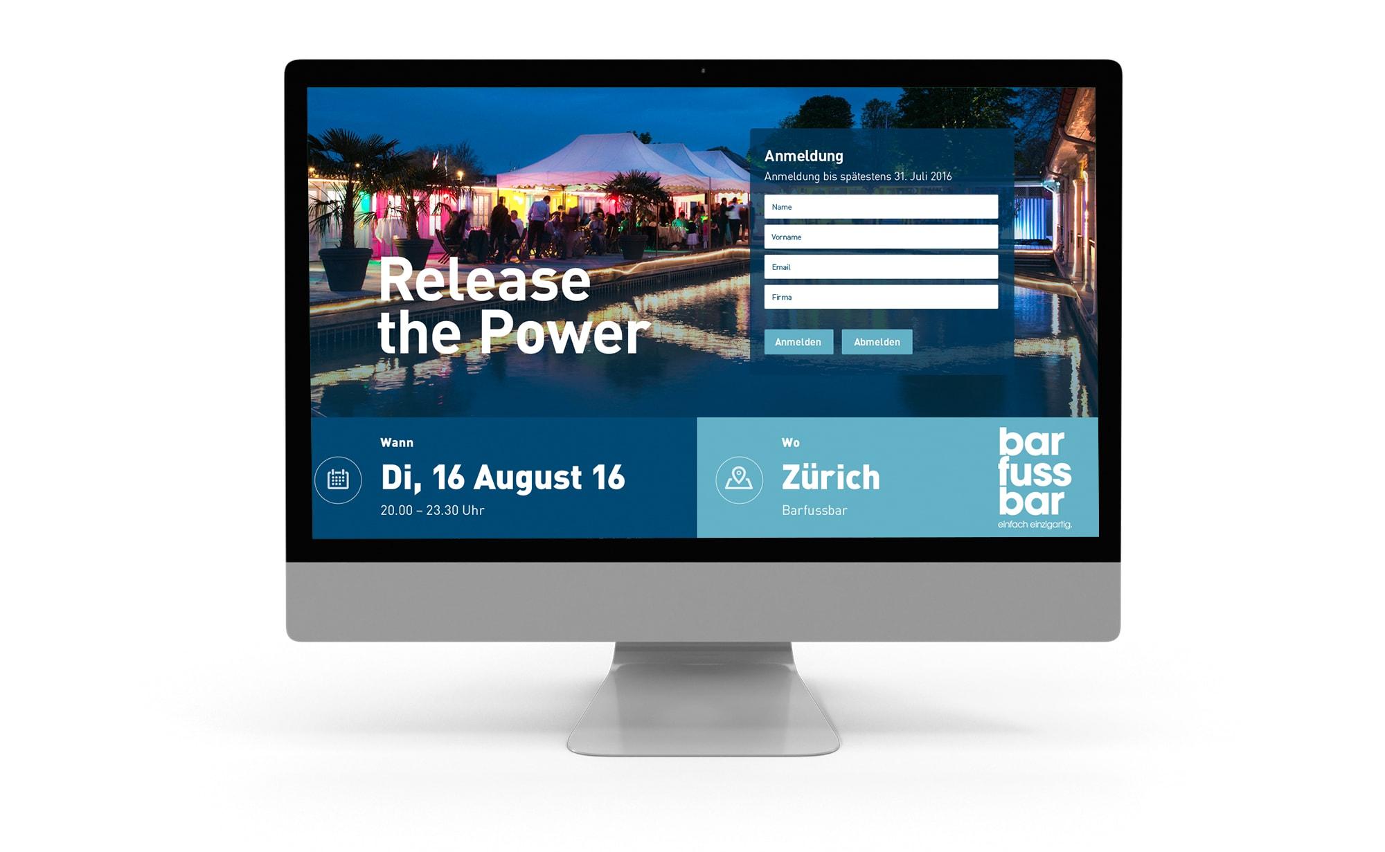 Wincasa Website Design.